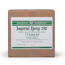 Imperial Epoxy 250 -- 100% solids