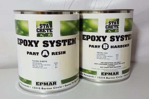 1301 Epoxy Filler/Surfacer 100% Volume Solids 1 Gallon Kit