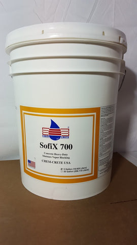 SofiX 700 - Concrete Heavy-Duty Moisture Vapor Blocking Barrier