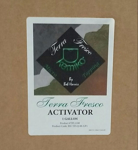 Terra Fresco Activator 1 Gallon