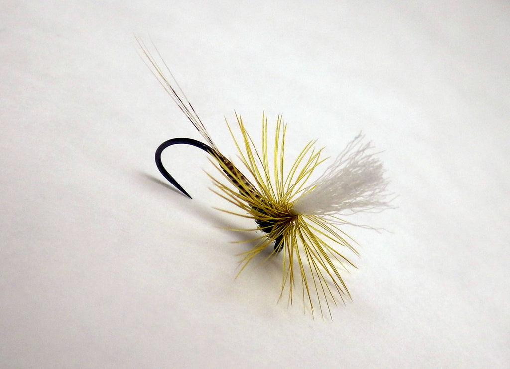 The Paradun by Gareth Lewis | Sunray micro thin fly lines