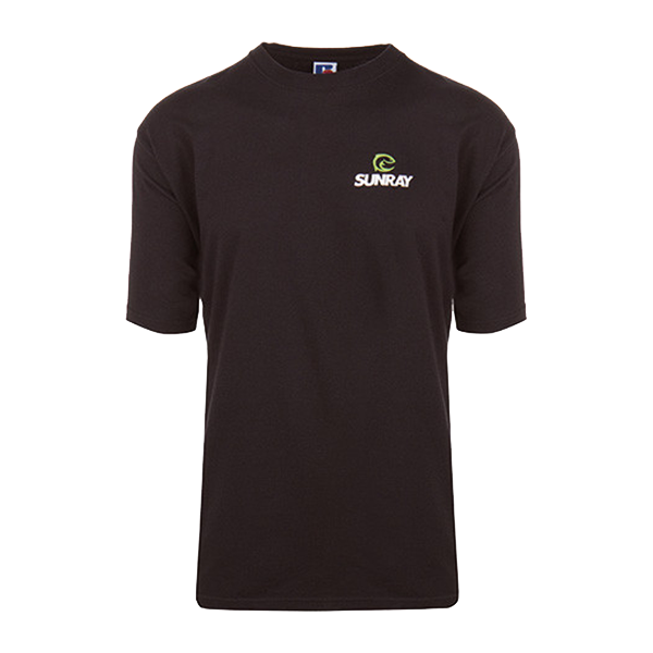Micro Thin Fly Lines | Black Brown Trout T-Shirt - Sunray Fly Fish  - 1
