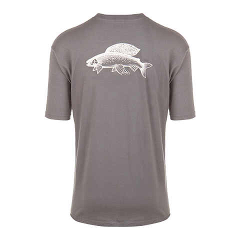 Micro Thin Fly Lines | Grayling T-Shirt - Sunray Fly Fish  - 2