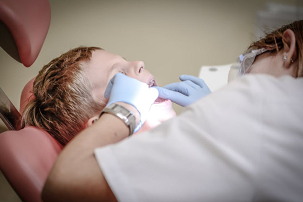 Helping Children with Dental Pain