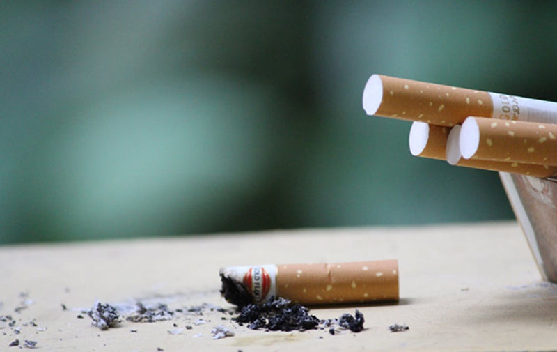 How smoking is damaging your teeth