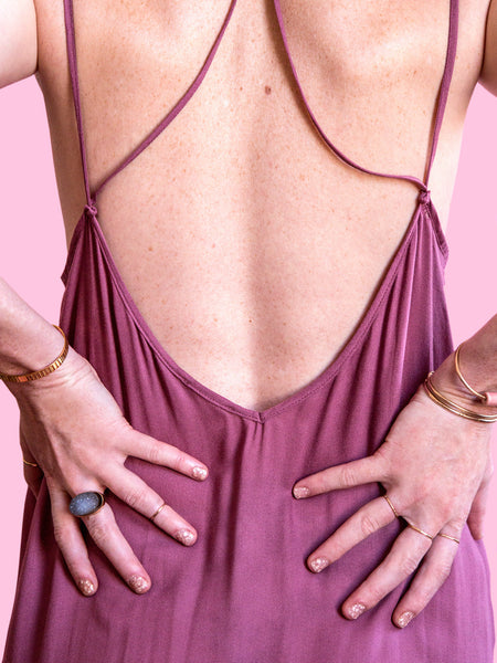 softgoldco modern jewelry drusy statement ring back editorial shot