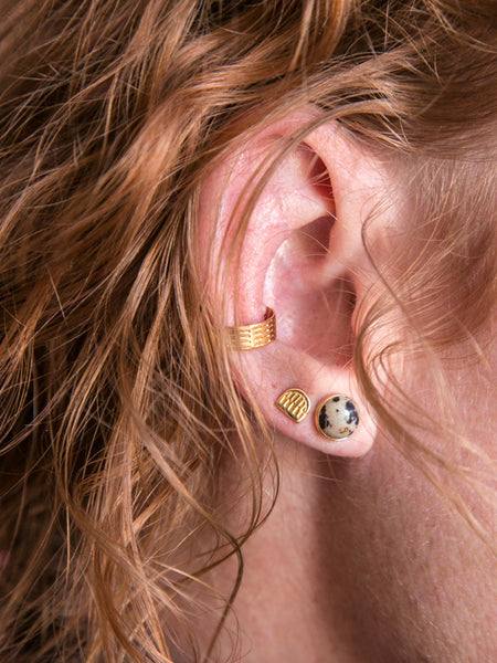 Benchmark Ear Cuff