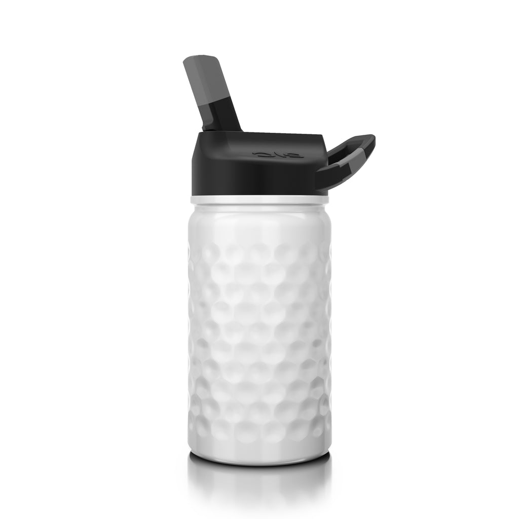 12 Oz. lil SIC Dimpled Golf Bottle