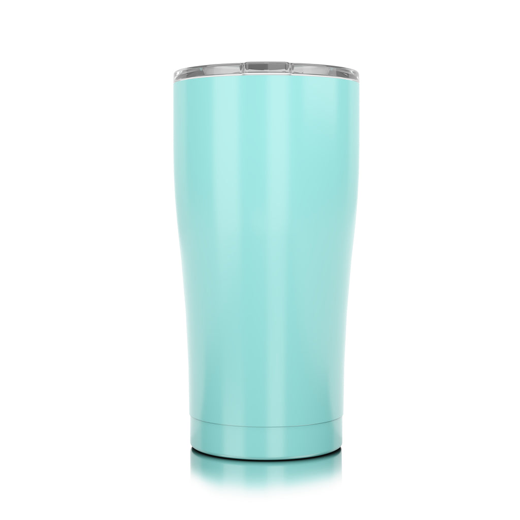 20 oz. Gloss Seafoam Blue