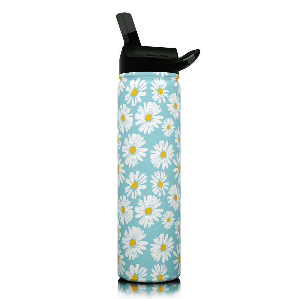 27 oz. Blue Daisies (12 Pack)