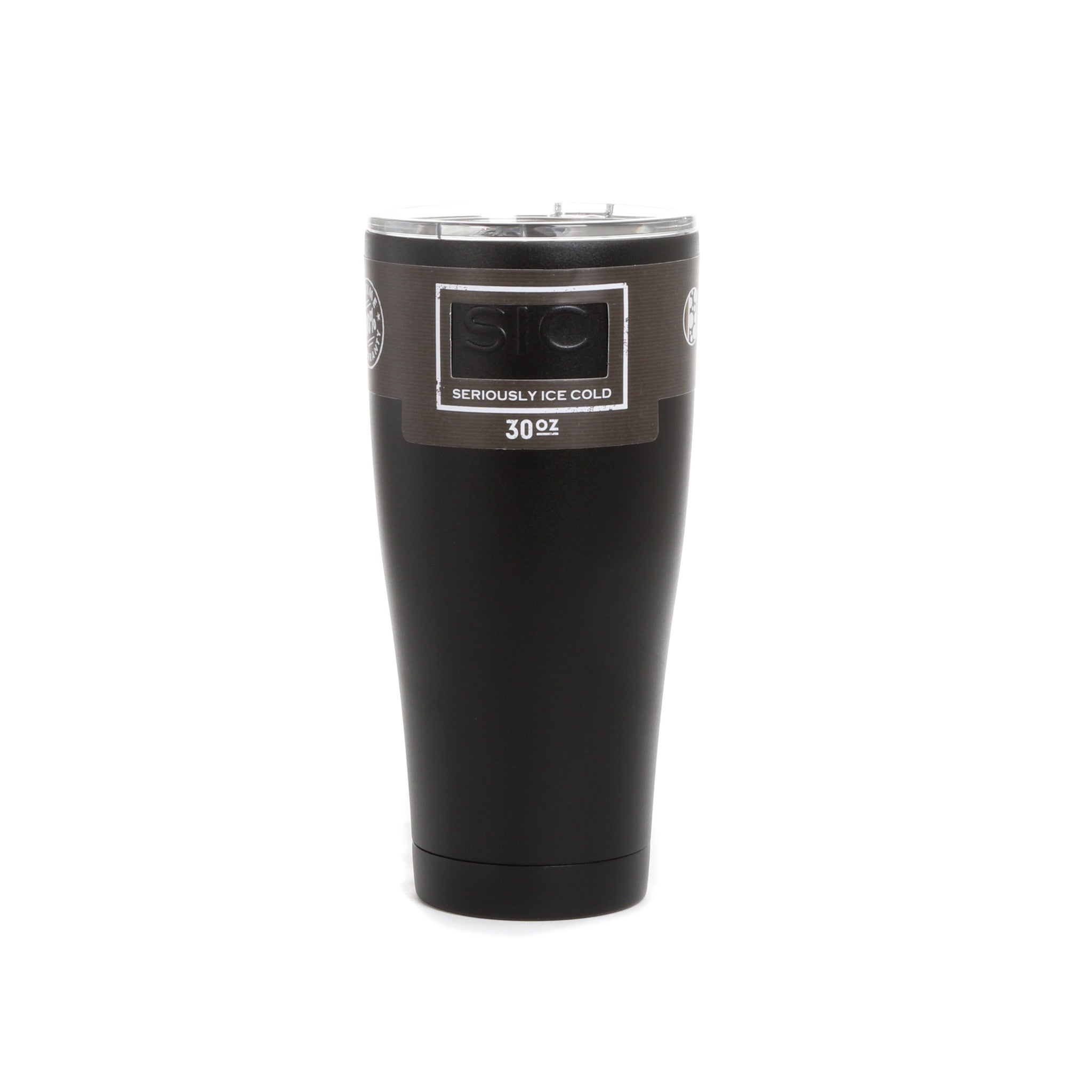 30 oz. Matte Tuff Black (12 Pack)