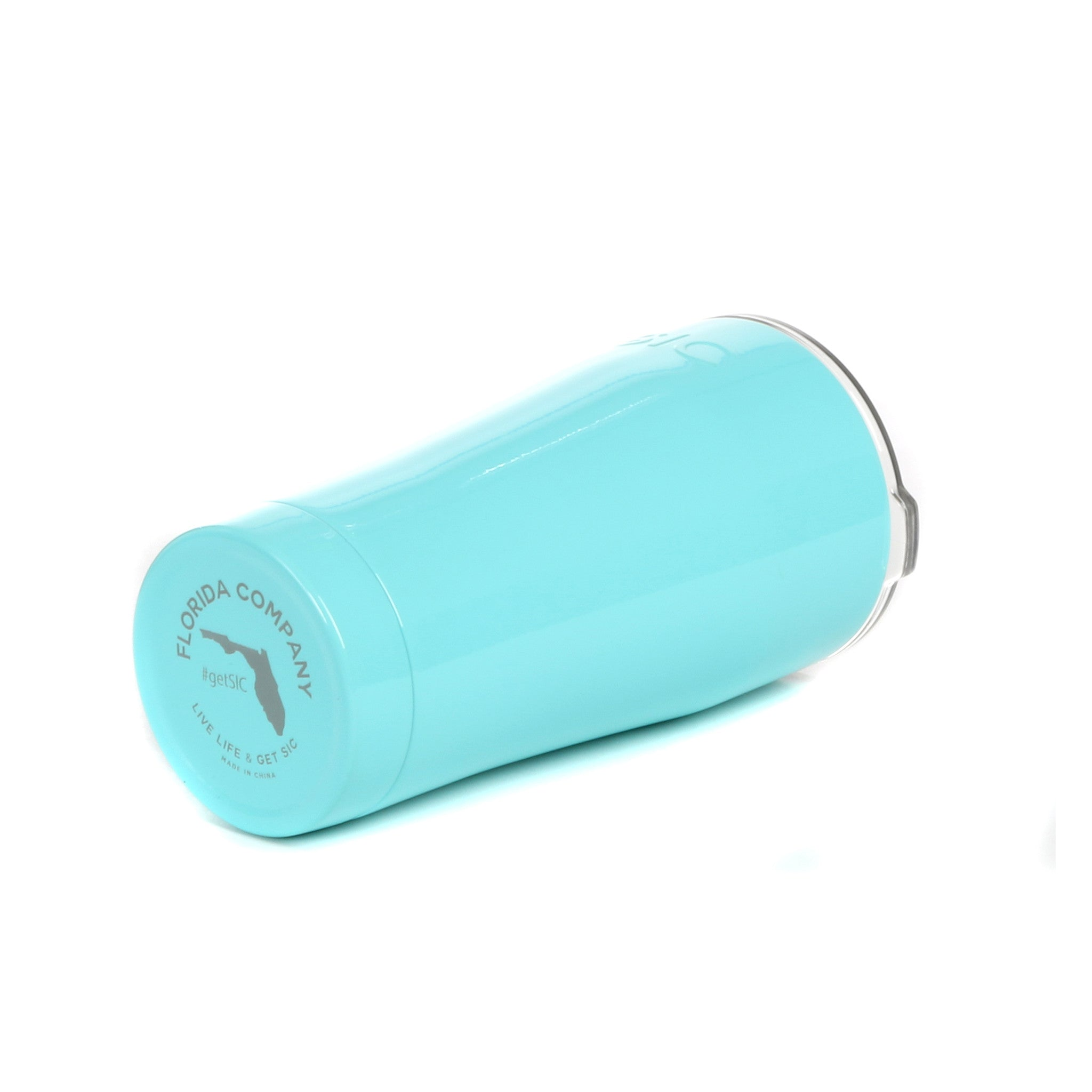 20 oz. Gloss Seafoam Blue (12 Pack)