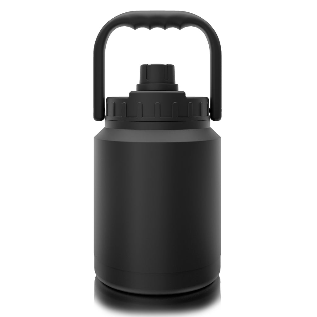 64 oz. Matte Black Jug (4 Pack)