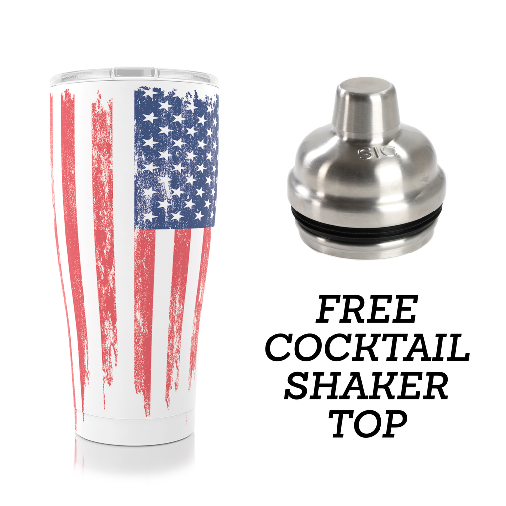 American Flag Cocktail Combo (12 Pack)