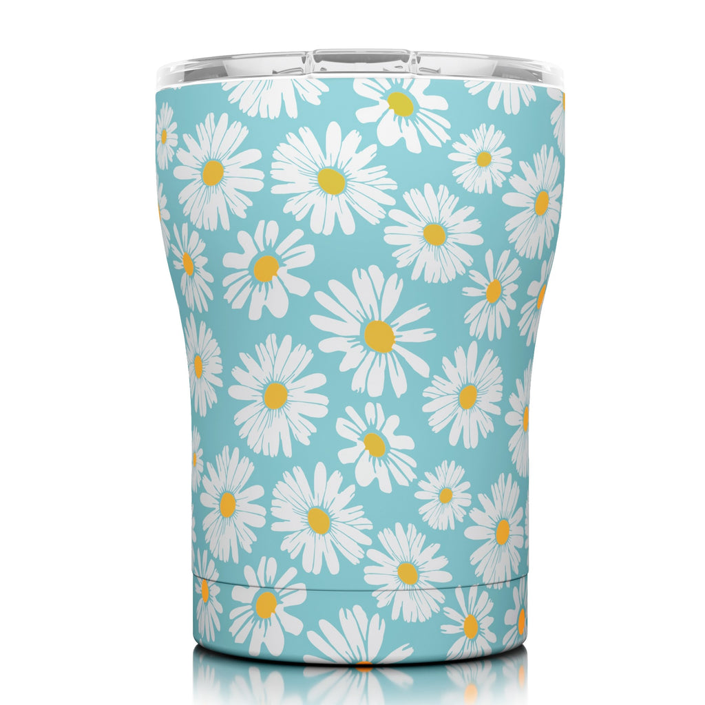 12 oz. Blue Daisies (12 Pack)