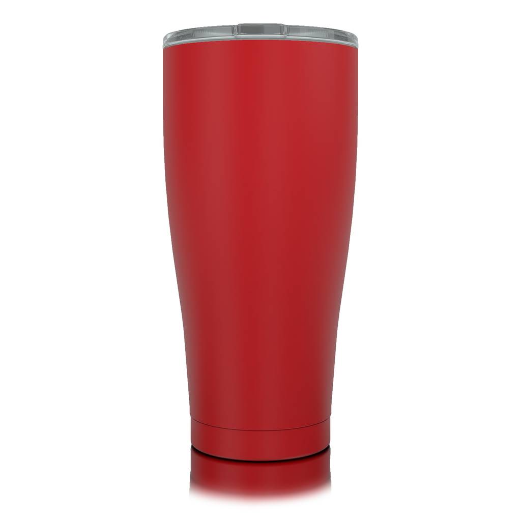 30 oz. Matte Gameday Red (12 Pack)