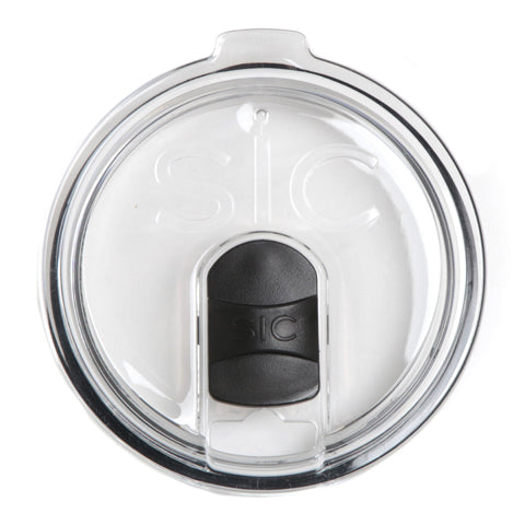 Unbreakable / Splashproof Lid (Case of 24) - Fits 12 Oz., 16 Oz. & 20 Oz.