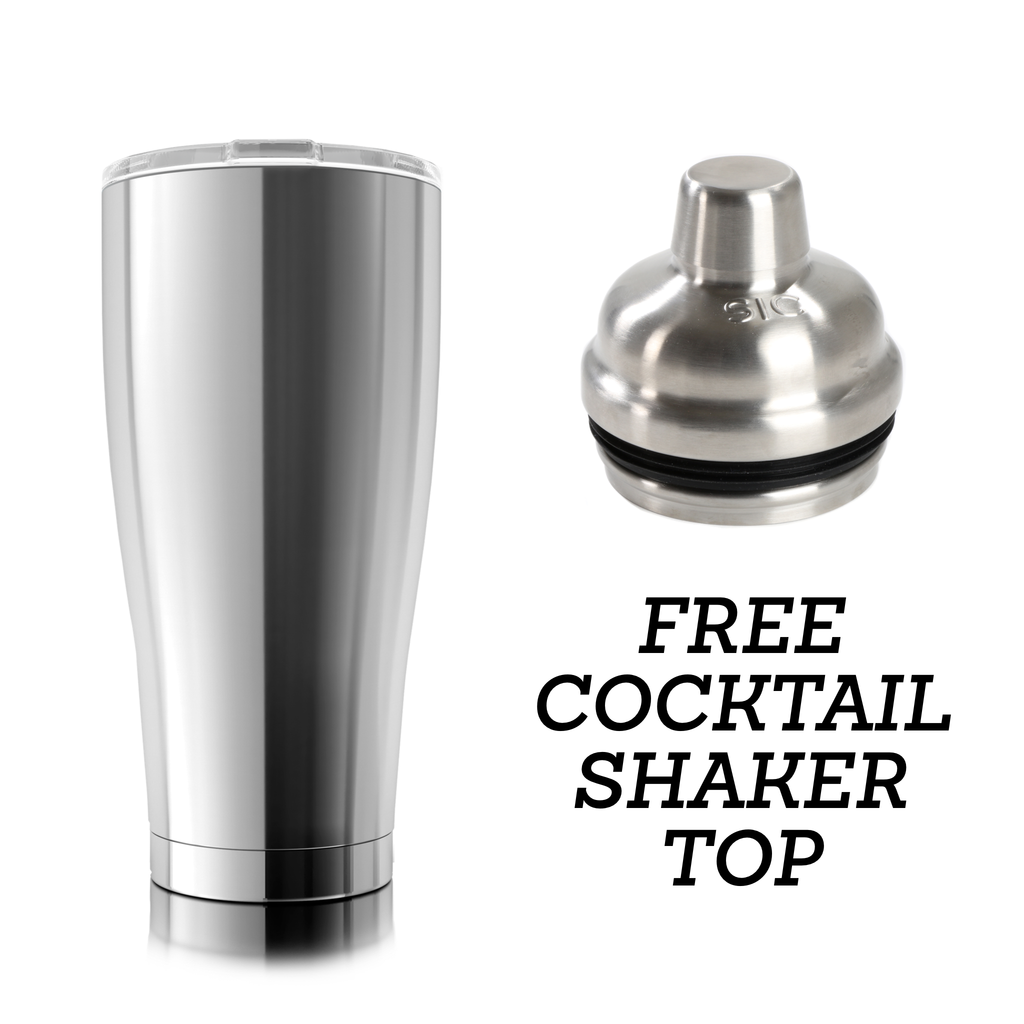 Stainless Steel Cocktail Combo (12 pack)