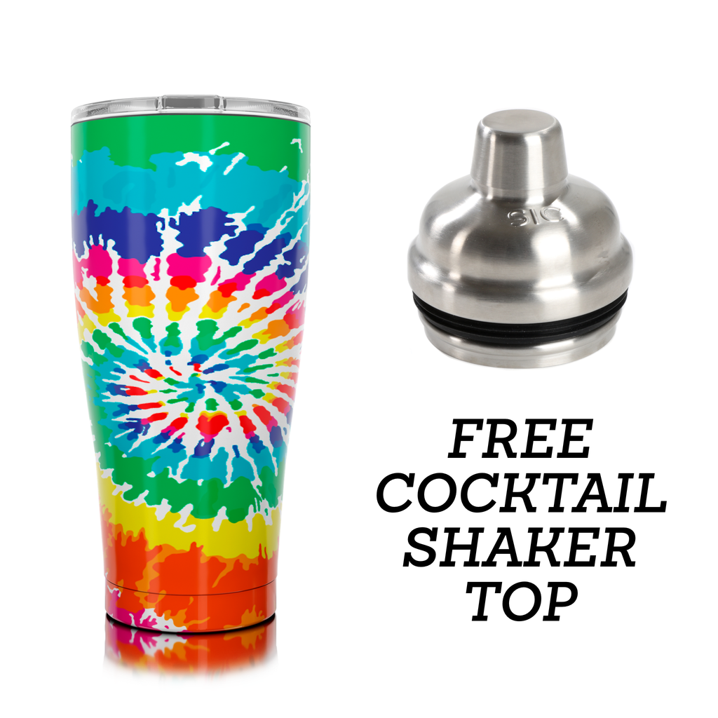 Tie Dye Cocktail Combo (12 Pack)