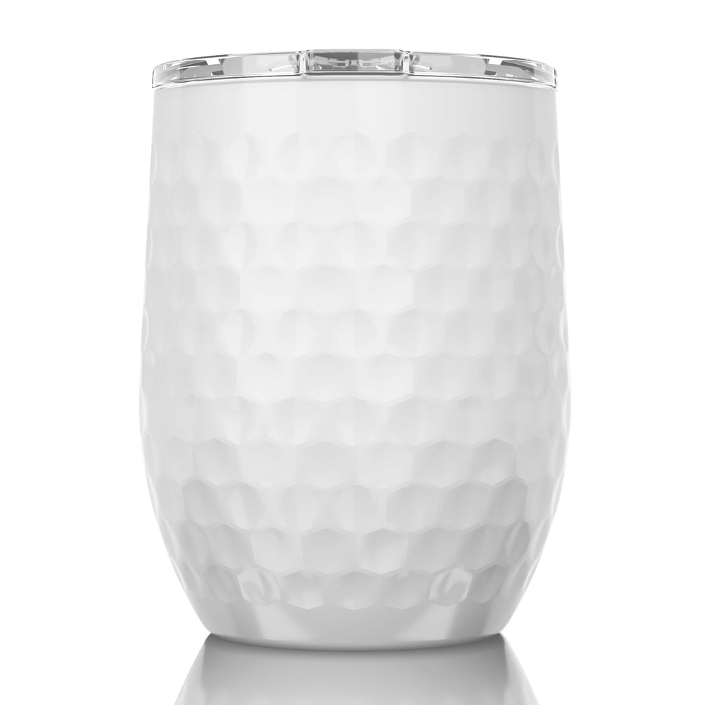 Dimpled Golf® Stemless