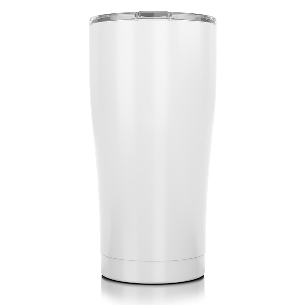 20 oz. Gloss Ice White (12 Pack)
