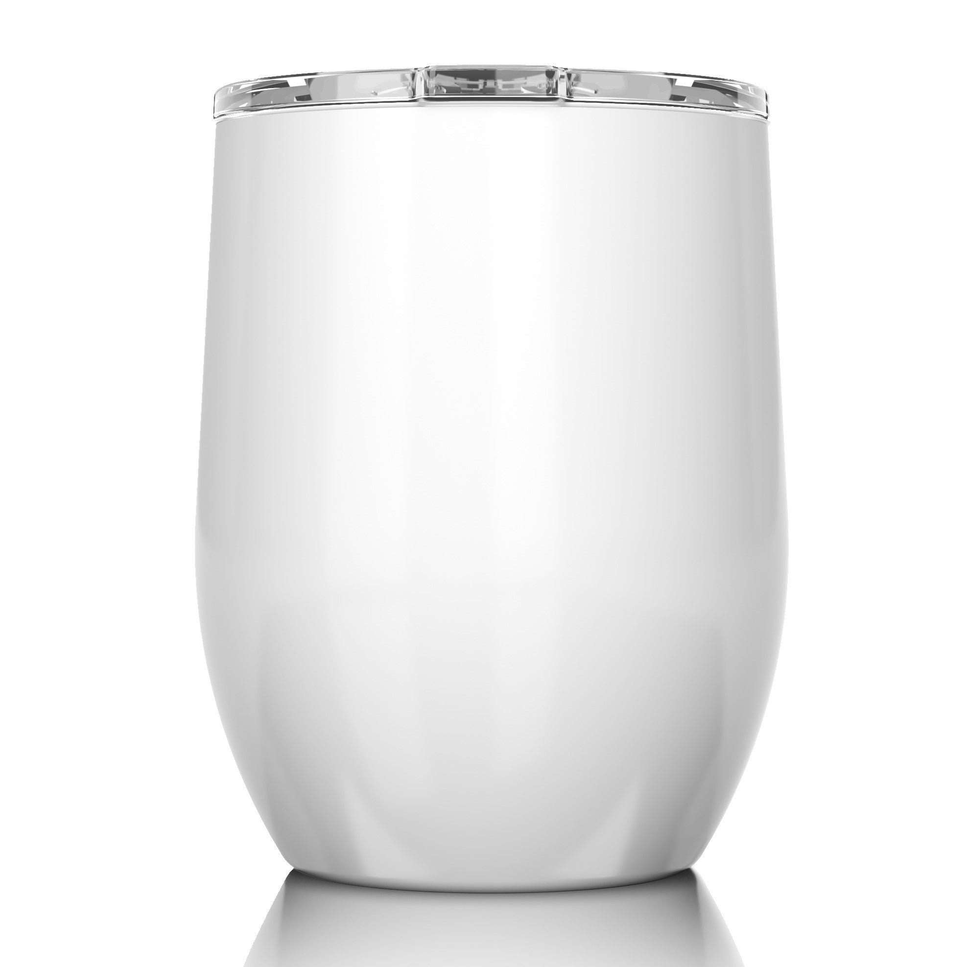 Gloss Ice White Stemless