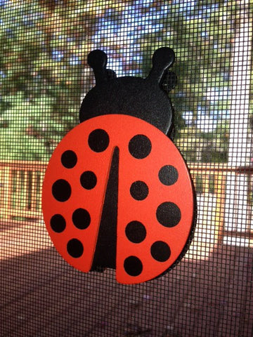 1- (2 Piece) Screen Door Saver Magnet