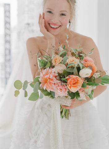 Book your consultation for your wedding flowers today!