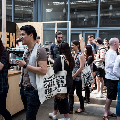 Glasgow Coffee Festival 2018