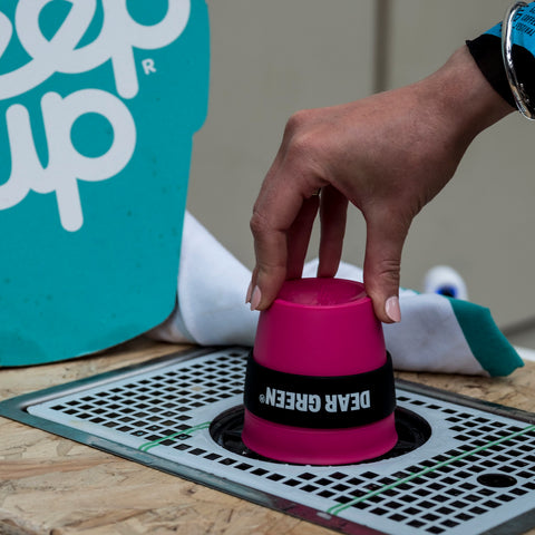 How Glasgow Coffee Festival 2018 switched to reusable cups only!