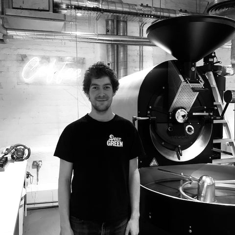 Meet The Team: Joseph, Roaster