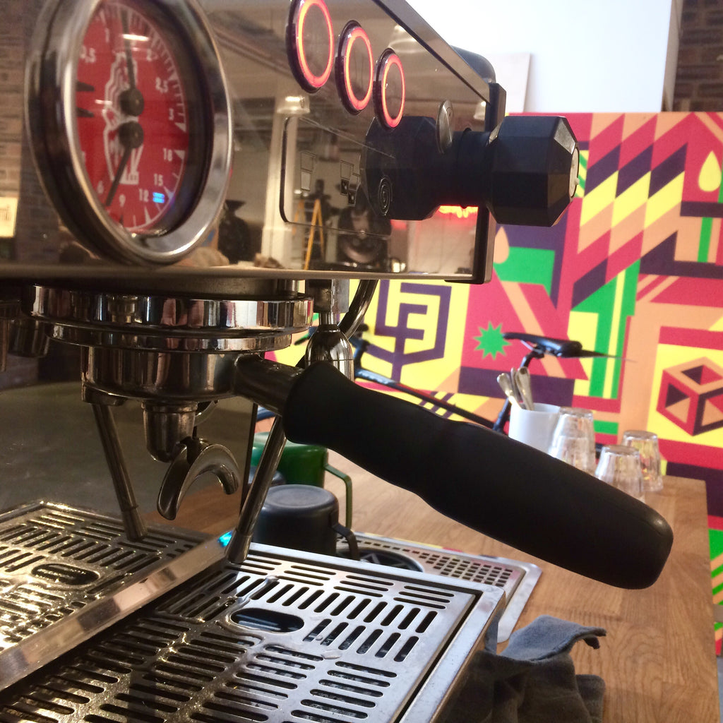 how to clean barista coffee machine