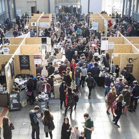 #TBT Glasgow Coffee Festival 2015