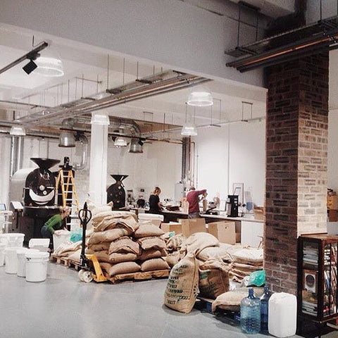 About the Roastery