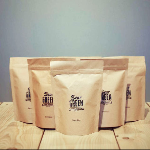 six coffee bags subscription