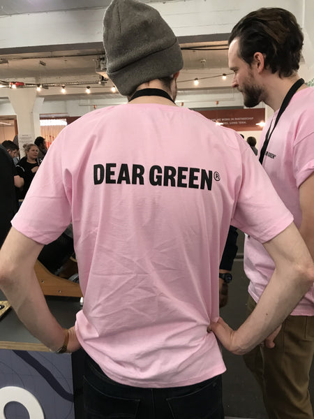 Dear Green PINK T-shirts
