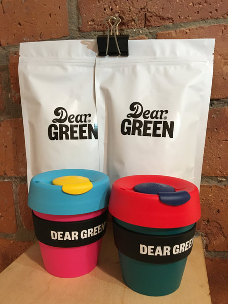 ITISON EXCLUSIVE COFFEE BUNDLE - 2 x 200g of Dear Green Coffee Beans