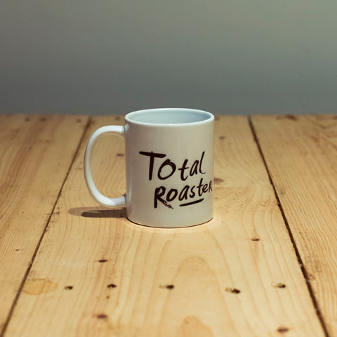 'Total Roaster' Mug by Gie It Laldy