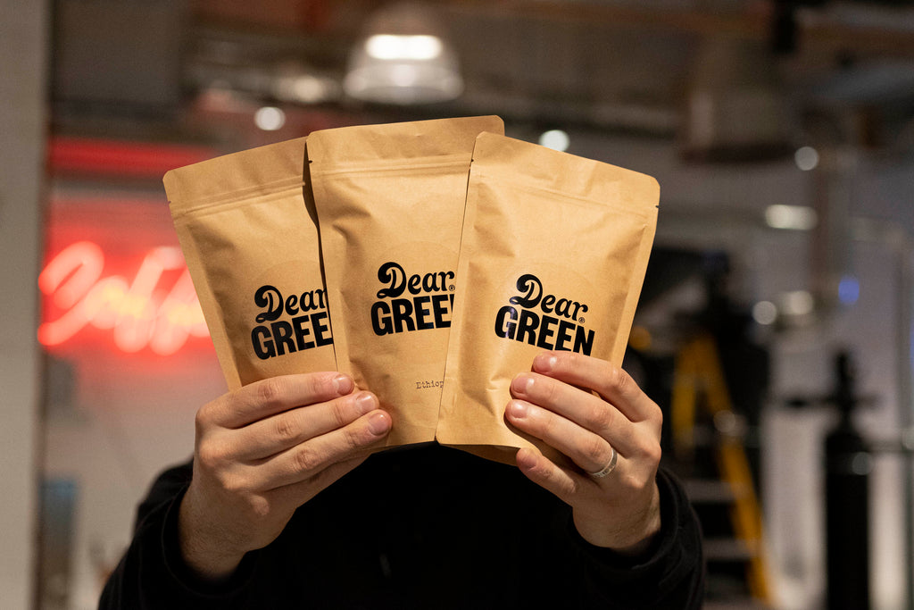 Dear Green Coffee Subscription