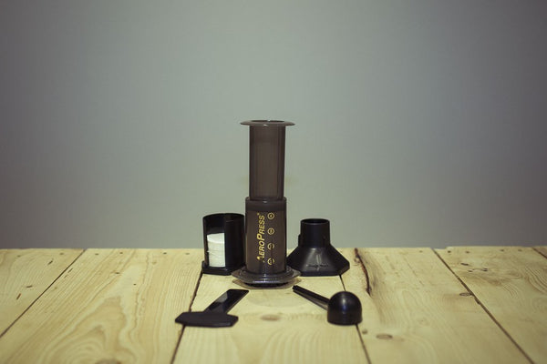 Full aeropress kit