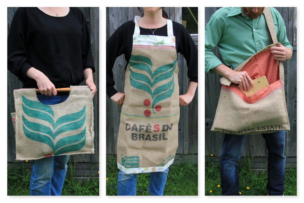 076a2a637b hessian jute burlap coffee sacks. up-cycle. recycle. reuse. bags.