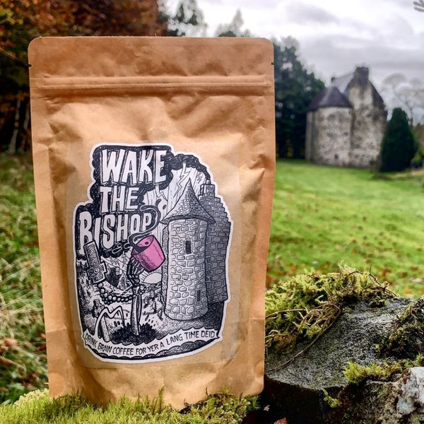 """Wake the Bishop"" Kilmartin Castle Collab"