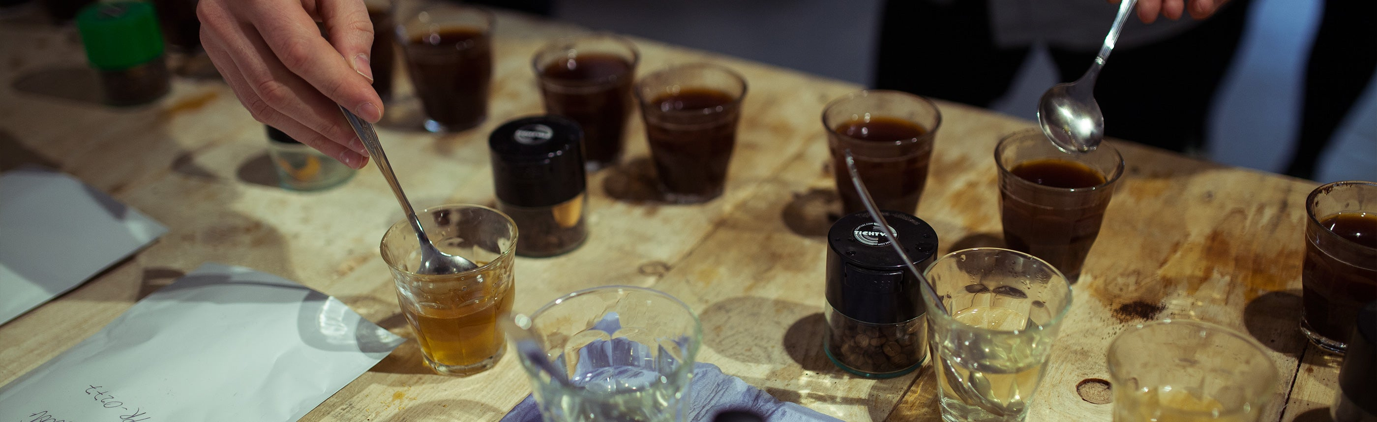 Coffee Classes, Events & Pop-Ups