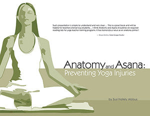 Cover image for Anatomy and Asana: Preventing Yoga Injuries