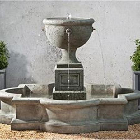 Stand Alone Garden Fountains