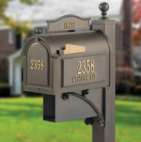 Residential Mail Boxes