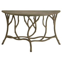 Currey and Company Hidcote Console Table-Life on Plum by Currey and Company