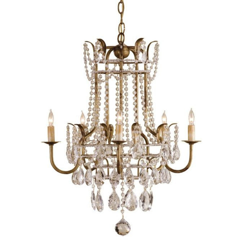 Currey and Company Laureate Large Chandelier - Life onPlum