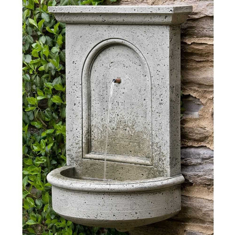 Image of Campania International Portico Wall Fountain - Life onPlum - 1
