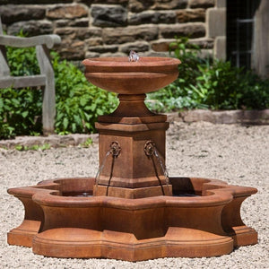 Campania International Beauvais Fountain Life on Plum